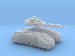 DRONE FORCE - Main Battle Tank in Smooth Fine Detail Plastic
