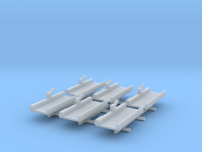 Floating Drydock x6 in Frosted Ultra Detail