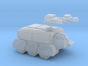UWN - Infantry Fighting Vehicle  in Smooth Fine Detail Plastic