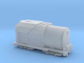 NZ120 Ja Oil Tender in Smooth Fine Detail Plastic