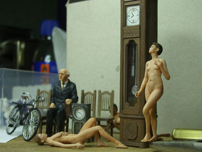 1:32 - Frauen /Woman in Smooth Fine Detail Plastic