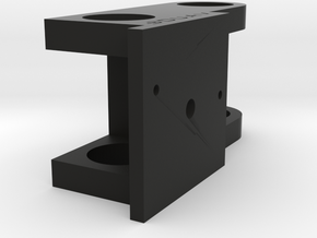 TBS Discovery Gimbal Mount in Black Natural Versatile Plastic