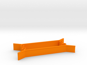ZMR250 side shielding  in Orange Processed Versatile Plastic