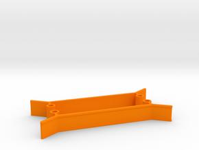ZMR250 side shielding  in Orange Processed Versatile Plastic