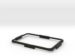 Toughpad Case - Top in Black Natural Versatile Plastic