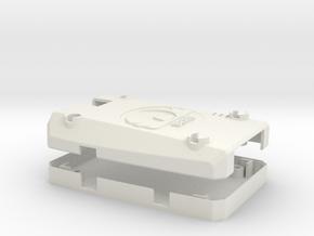 VR BRAIN 5 Q4/14 in White Natural Versatile Plastic