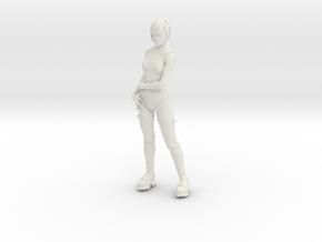 Mariel 3 in White Natural Versatile Plastic