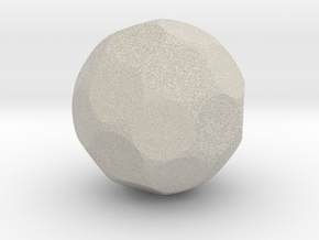 D32 Blank - two inches in Natural Sandstone