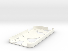 Case Iphone5 in White Strong & Flexible Polished