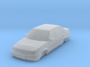 n scale FAW-VW jetta king MK2 CiX in Smooth Fine Detail Plastic