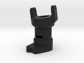 Yeti XL - Left Chub v1 (Helios RC Conversion) in Black Natural Versatile Plastic
