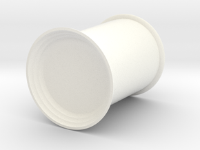 Julep Cup - HEV V in White Processed Versatile Plastic