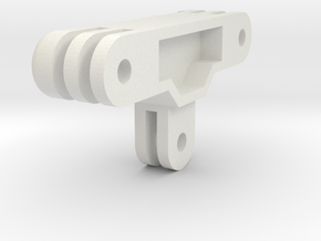 Custom 3 Headed Adapter in White Strong & Flexible