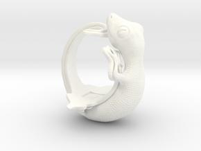 Gecko Size11 in White Processed Versatile Plastic