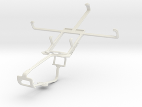 Controller mount for Xbox One & LG Vu 3 in White Natural Versatile Plastic