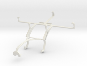 Controller mount for Xbox 360 & Micromax A111 Canv in White Natural Versatile Plastic