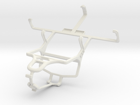 Controller mount for PS4 & Micromax A80  in White Natural Versatile Plastic