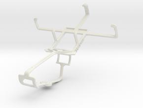Controller mount for Xbox One & NIU Niutek 3.5B in White Natural Versatile Plastic
