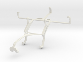 Controller mount for Xbox 360 & Pantech Marauder in White Natural Versatile Plastic