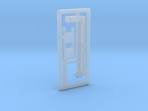"""Hau den Lukas"" - 1:220 (Z scale) in Smooth Fine Detail Plastic"