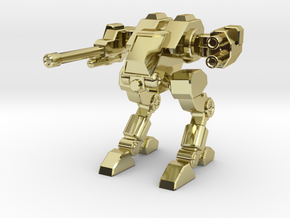 Terran Scout Walker in 18K Gold Plated