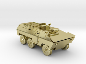 006B Urutu 1/144 FUD in 18K Gold Plated