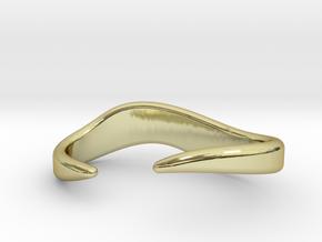 c elegans in 18K Gold Plated
