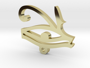 Eye of Horus in 18K Gold Plated