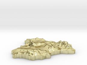 Spain Earring in 18K Gold Plated