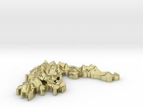 Greece Earring in 18K Gold Plated
