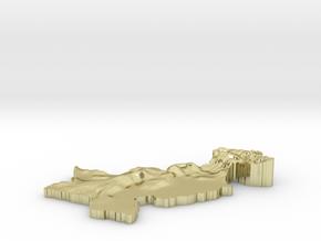 Pakistan Earring in 18K Gold Plated