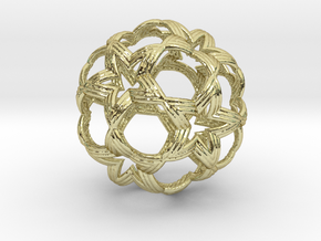 Artefact 52C in 18K Gold Plated