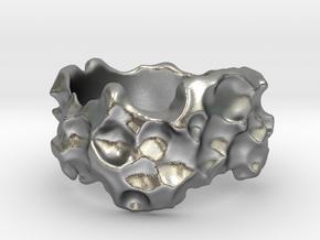 ELPIS Bracelet in Natural Silver