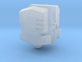 Medic Head for Prime Ratchet in Smooth Fine Detail Plastic