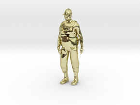 Workman 1/29 scale in 18K Gold Plated