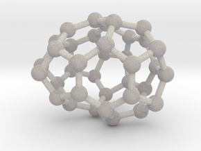 0032 Fullerene c36-04 cs in Full Color Sandstone
