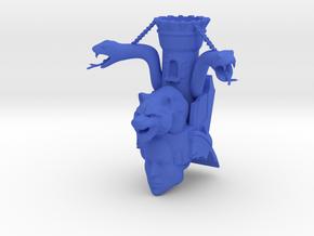 Eternia woman  in Blue Processed Versatile Plastic