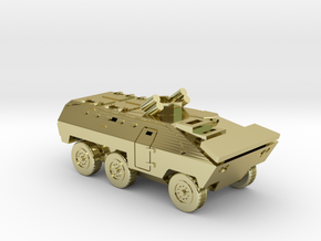 006C - Urutu 1/200 in 18K Gold Plated