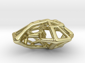 Sebshell in 18K Gold Plated