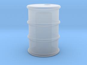 Game Piece, Power Grid, Oil Drum Token Type 1 in Smooth Fine Detail Plastic