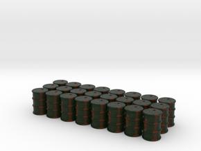Game Piece, Power Grid, Oil Drum Token Type 1 x24 in Full Color Sandstone