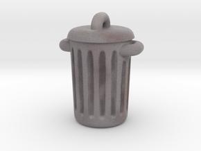 Game Piece, Power Grid, Garbage Token in Full Color Sandstone