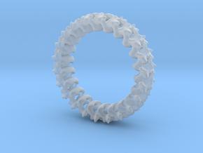 Spline in Smooth Fine Detail Plastic