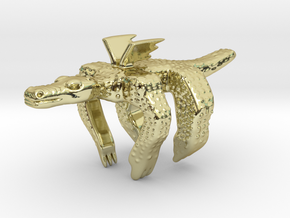 Dragonhugs in 18K Gold Plated