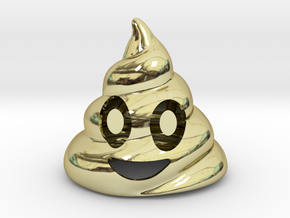 Poop Bottle Opener  in 18K Gold Plated
