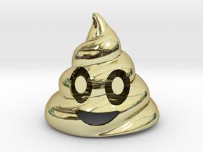 Poop Bottle Opener  in 18K Gold Plated
