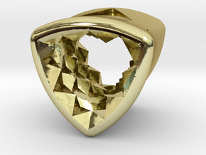 Stretch Diamond 10 By Jielt Gregoire in 18K Gold Plated
