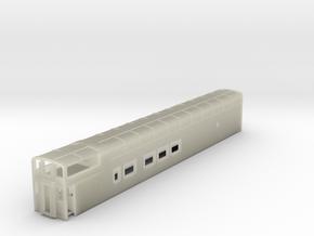 1:160 Alaska Railroad #651 - 656 in Transparent Acrylic