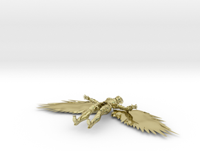 Hawkgirl V in 18K Gold Plated