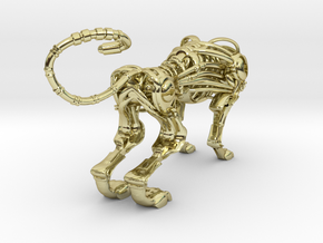 RoboCheetah Mesh4 in 18K Gold Plated